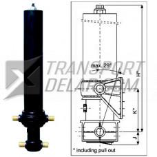 Tippcylinder FC 169-5-08530