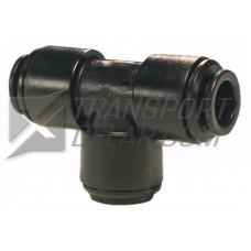 T-Skarvkoppling plast 4-15mm