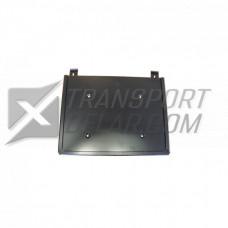 ADR Skylthållare 400x300, Rostfri inkl clips Rostfri